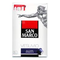 San Marco Capsule Coffee - Vesuvio (Espresso)