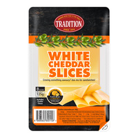 Tradition Sliced Cheese - Cheddar