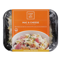 Chef-in-Box Ready Meal - Mac & Cheese