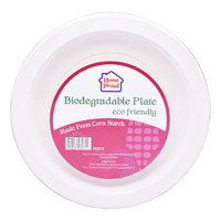 HomeProud Biodegradable Plates (22cm)