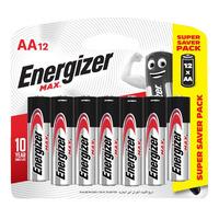 Energizer Alkaline Battery - Max (AA)