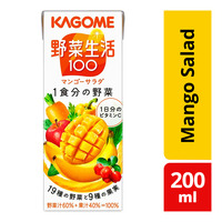 Kagome Packet Juice - Mango Salad