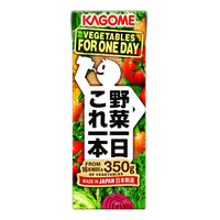 Kagome Packet Juice - Ichinichi Koreippon (Vegetable)