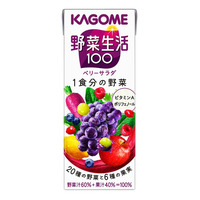 Kagome Packet Juice - Berry Salad