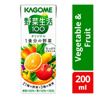 Kagome Packet Juice - Vegetable & Fruit