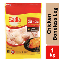 Sadia Frozen Chicken Boneless Leg