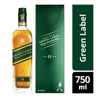 Johnnie Walker Scotch Whisky - Green Label