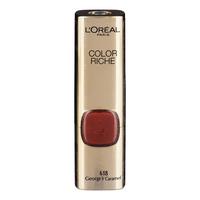 L'Oreal Paris Color Riche Le Rouge Lipstick - 618 GeorgeVCaramel