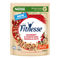 Nestle Fitnesse Granola Oats - Cranberry & Pumpkin Seed