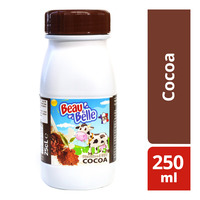 Beau & Belle Sterilized UHT Bottle Milk - Cocoa
