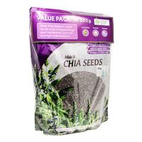 Morlife Black Chia Seeds