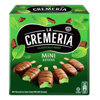 Nestle La Cremeria Mini Ice Cream Sticks - Classically Mint