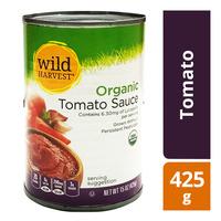 Wild Harvest Organic Sauce - Tomato