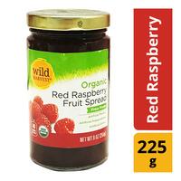 Wild Harvest Organic Fruit Spread - Red Raspberry