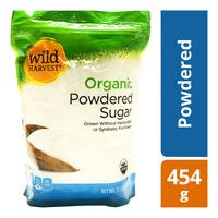 Wild Harvest Organic Sugar - Powdered