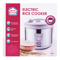 HomeProud Electric Rice Cooker