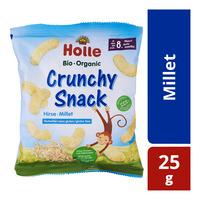 Holle Bio Organic Crunchy Snack - Millet