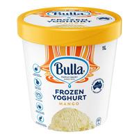 Bulla Frozen Yoghurt - Mango