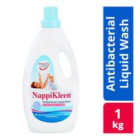 NappiKleen Antibacterial Liquid Wash