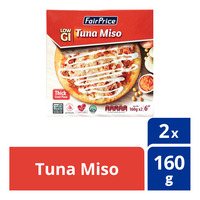 FairPrice Low GI Thick Crust Pizza - Tuna Miso