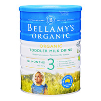Bellamy's Organic Toddler Milk Powder - Step 3