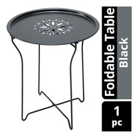 Imported Foldable Table - Black