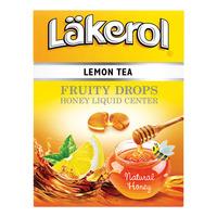 Lakerol Fruity Drops - Lemon Tea with Honey