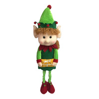 Santa Secret Elf Plush Toy - Girl (75cm)
