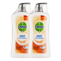 Dettol Anti-Bacterial Body Wash - Deep Cleanse