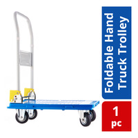 HomeProud Foldable Hand Truck Trolley