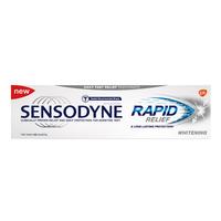 Sensodyne Rapid Relief Toothpaste - Whitening