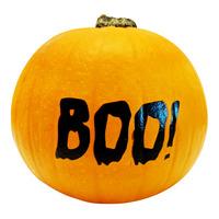 Halloween Pumpkin - Silhouettes