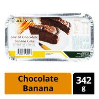 Alivia Low GI Frozen Cake - Chocolate Banana