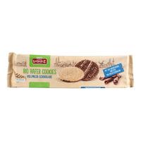 Lambertz Bio Hafer Wholemeal Oat Cookies - Milk Chocolate