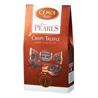 Cemoi Les Pearls Chocolate - Crispy Truffle (Dark)
