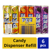 Pez Candy Dispenser Refill - Assorted