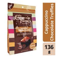 The Cheesecake Factory Chocolate Truffles - Cappuccino