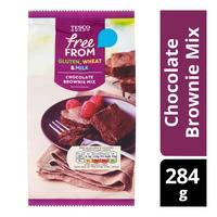 Tesco Free From Chocolate Brownie Mix