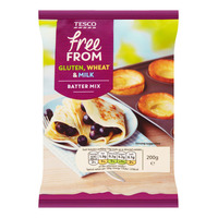 Tesco Free From Batter Mix