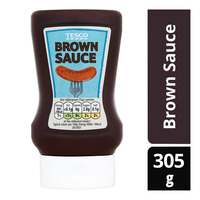 Tesco Brown Sauce
