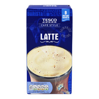 Tesco Cafe Style Instant Coffee - Latte
