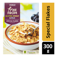 Tesco Free From Cereal - Special Flakes