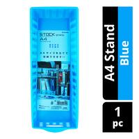 Inomata Stock A4 Stand - Blue