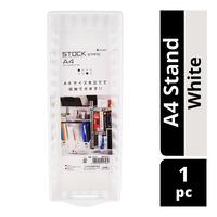 Inomata Stock A4 Stand - White