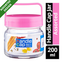 Imported Handle Cap Jar - Assorted