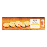 Tesco Viennese Thins Biscuits - Milk Chocolate