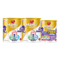 Dumex Mamil Gold Growing Up Milk Formula -Step 4