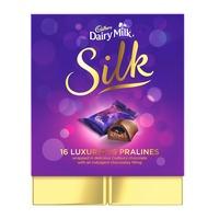 Cadbury Dairy Milk Silk Pralines Chocolate