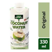 Coco Republic Natural Coconut Packet Water - Original