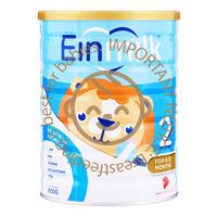 Einmilk Follow Up Milk Formula - Stage 2 800G